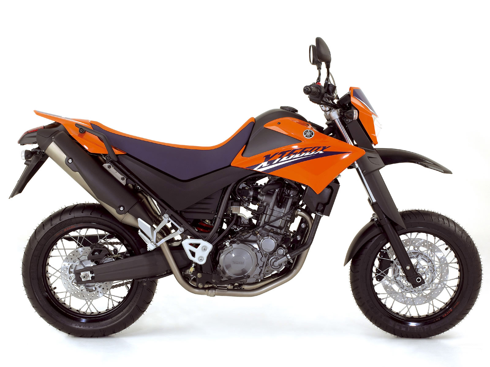 2007 YAMAHA XT660X Motorcycle Photos