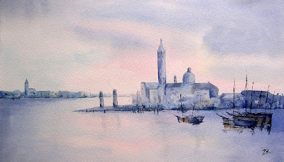 aquarelle-de-San-Giorgio-Maggiore-Venise