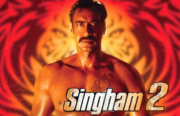 Singham 2 bollywood movie wallpaper