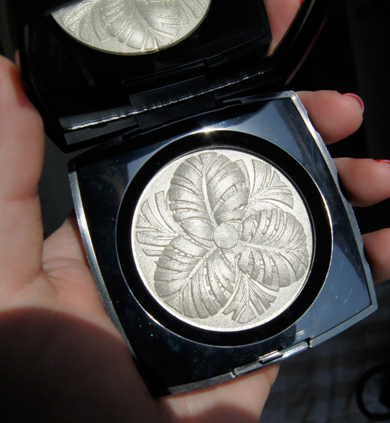 Chanel Camelia De Plumes Highlighting Powder for Holiday 2014