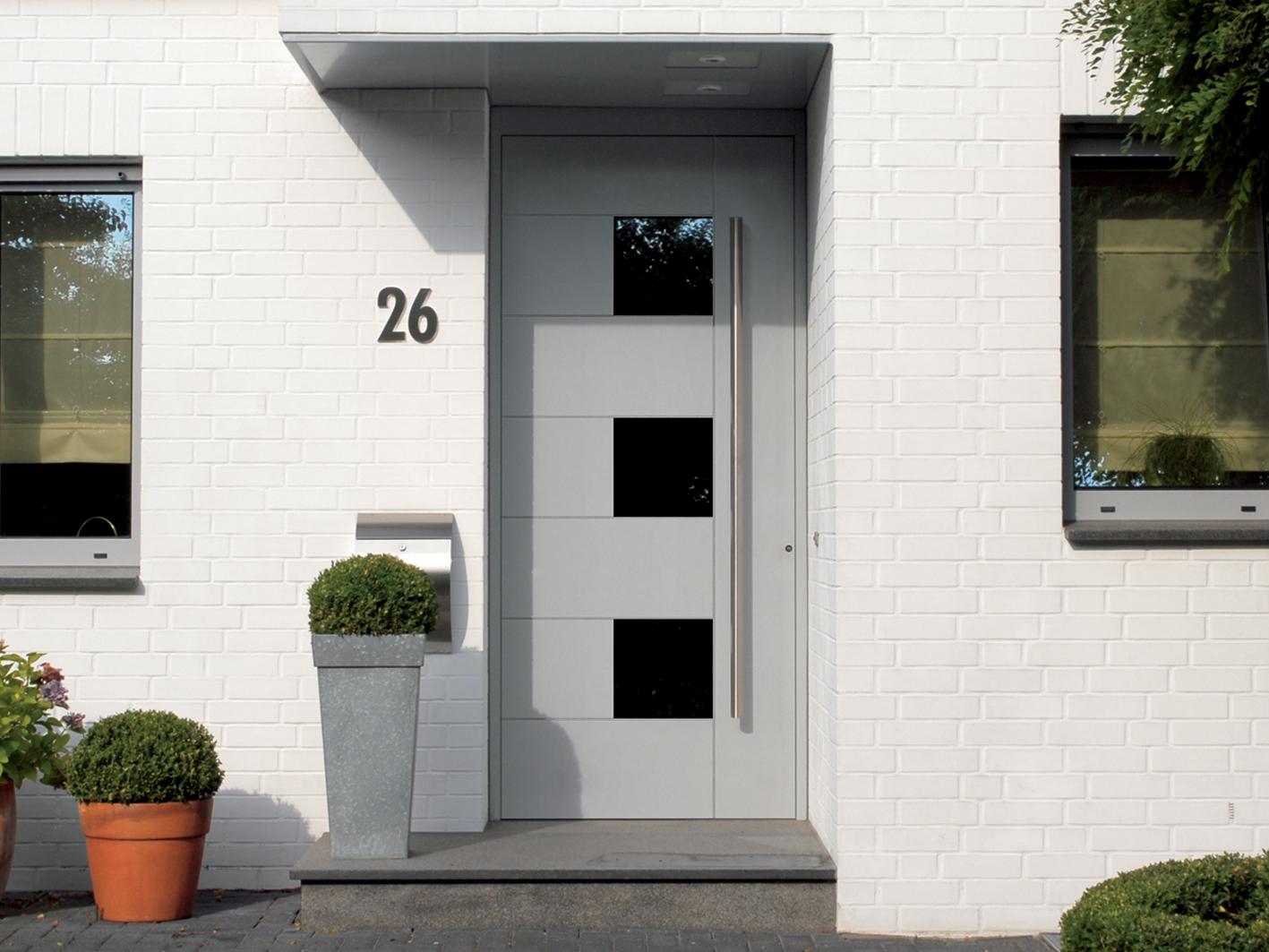 Home improvement advice energy efficient front doors for Energy efficient entry doors
