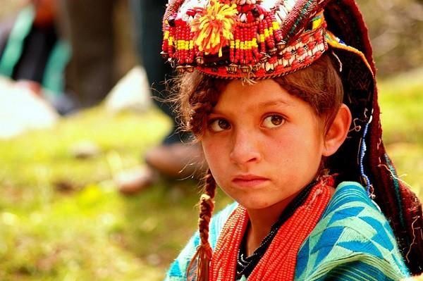 bộ tộc người đẹp như Tây ở châu Á 6