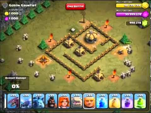 Clash Of Clans Modded Apk