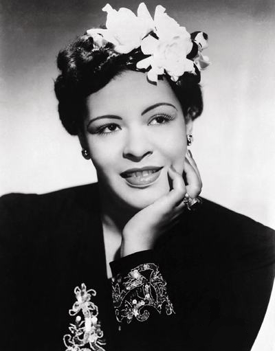 Jazz S First Diva Billie Holiday