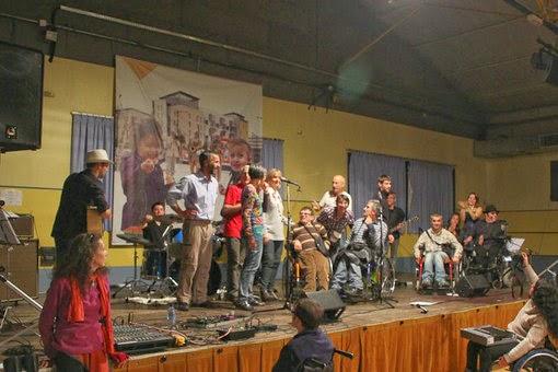 EASI Grenoble en concert pour HCE