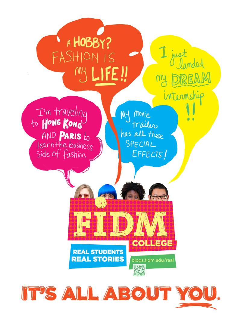 Danielle Foushee Art Design Preview Of A New Fidm Poster