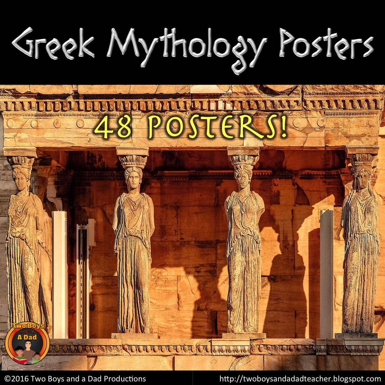 Greek Mythology Posters