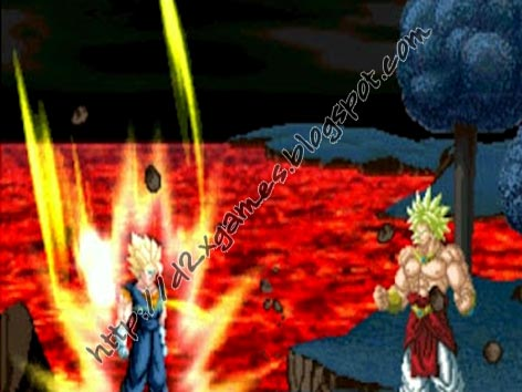Free Download Games - Dragon Ball Z Into The Limit MUGEN