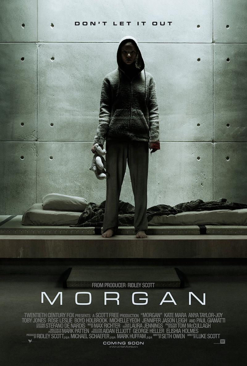 Morgan: A Evolução Dublado