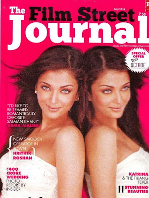 Aishwarya Rai Magazine covers