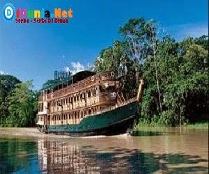 Sungai paling unik didunia