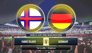 Kep. Faroe vs Jerman