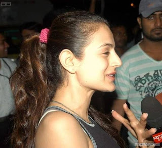 Amisha Patel Without