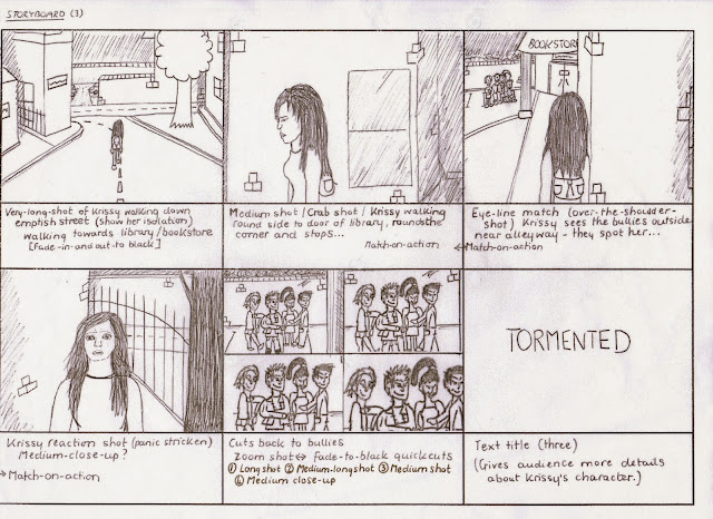 how to make a storyboard for a movie trailer