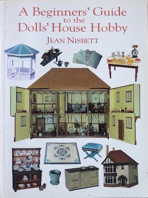 A beginners' Guide to the Dolls' House Hobby,Jean NISBETT,Miniature,Doll House
