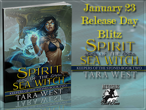 Release Day Blitz Spirit of The Witch