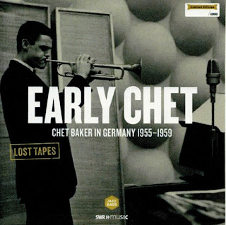 Chet Baker in a Big Band Setting