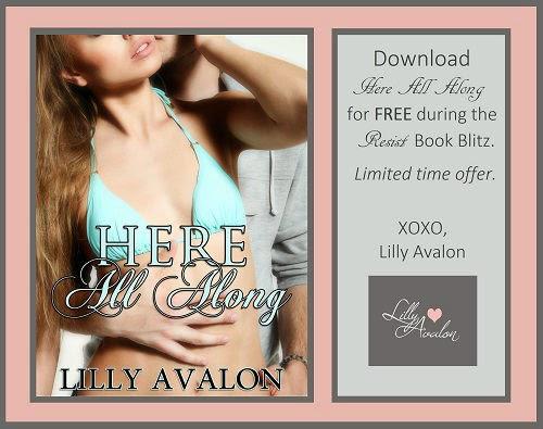 http://www.amazon.com/Here-All-Along-Lilly-Avalon-ebook/dp/B00IDWEP1W/ref=sr_1_1?ie=UTF8&qid=1409106292&sr=8-1&keywords=here+all+along