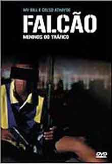Download Falcão Meninos do Tráfico TVRip RMVB Nacional