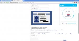 Xác nhận ảnh bạn bè trên Facebook và Unlock Checkpoint
