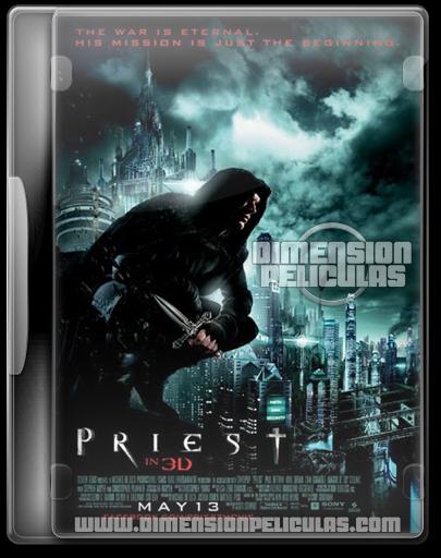 Priest (DVDRip Inglés Subtitulado) (2011)
