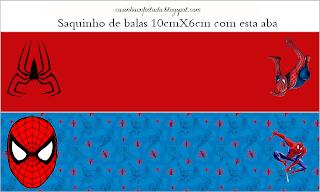 Kit Festa Homem Aranha Para Imprimir Grátis