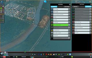 Politicas da cidade