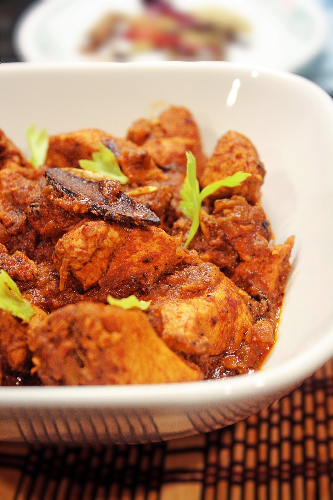 Chicken vindaloo/ Chicken Vindalho