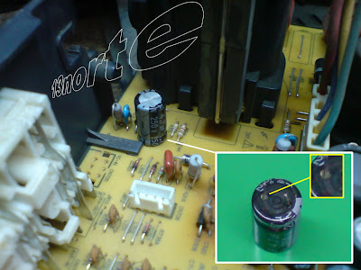 Capacitor seco