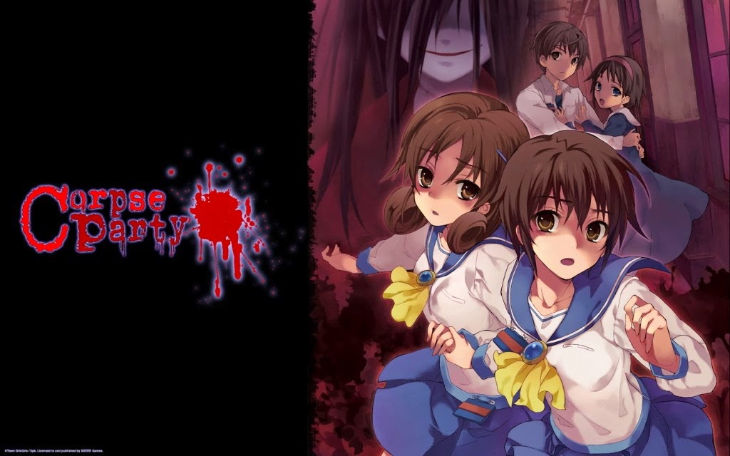Corpse Party [05/05][150mb][Anime][Jap]