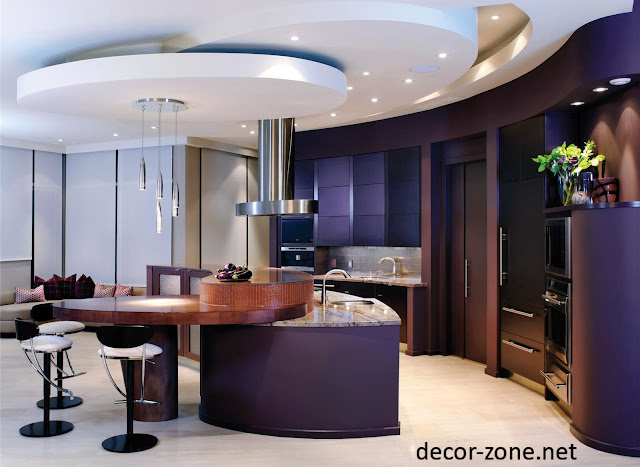 kitchen ceiling designs