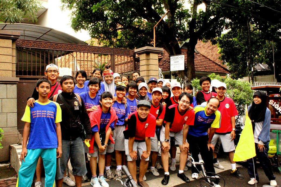 Drum Corps Arek Suroboyo 2012