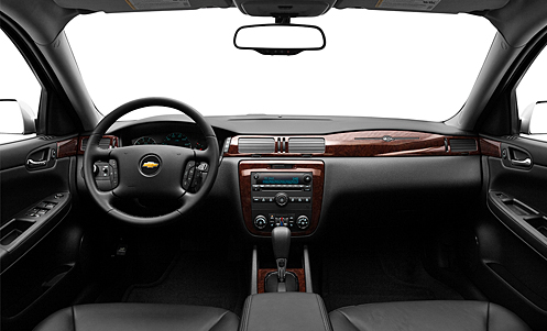 2011 Chevrolet Impala Combination Of Fuel Efficiency And Standard Popular Features Reviews