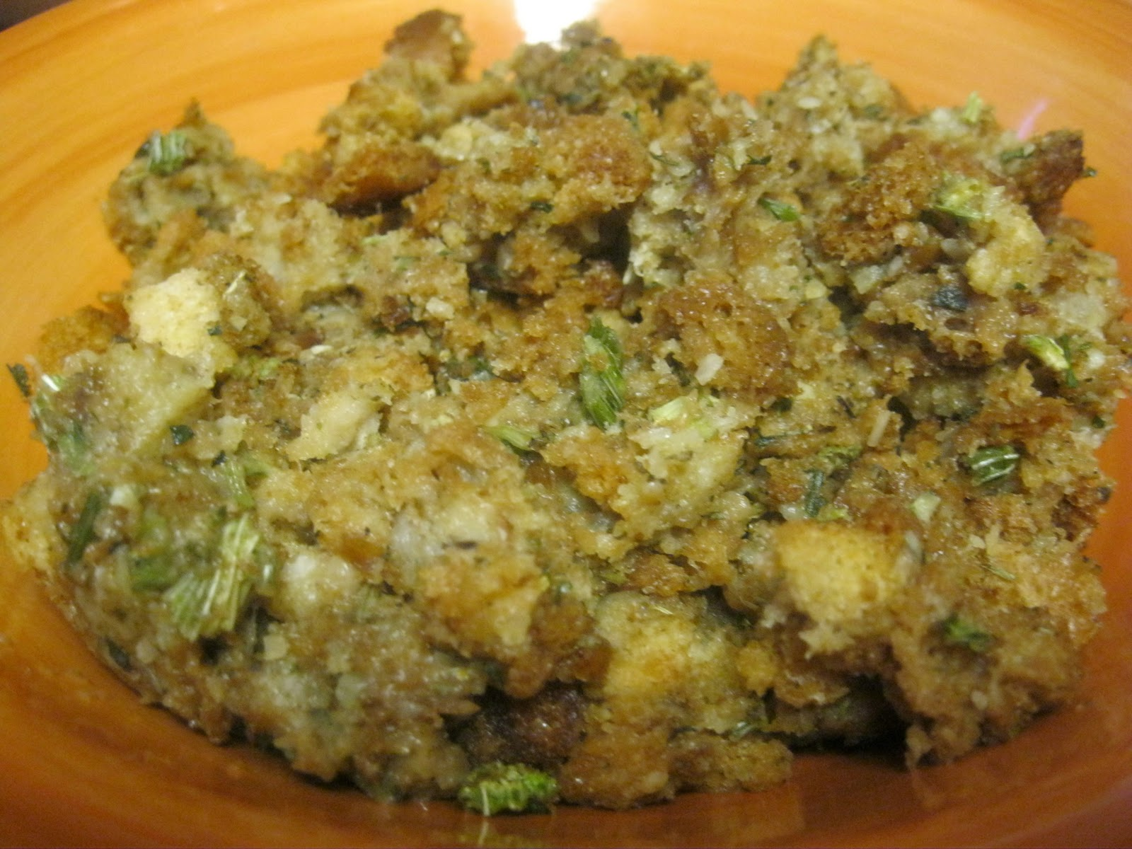 TIP GARDEN: Master Mix: Stove Top Stuffing From Leftover Bread