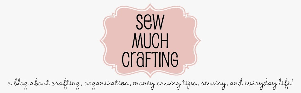 Sew Much Crafting