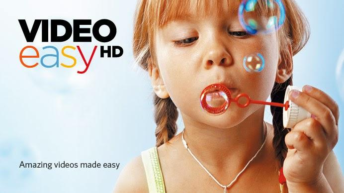 برنامج تحسين جودة الفيديو وتعديلة download magix video easy hd
