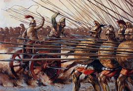 BATALLA DE GAUGAMELA (01/10/331 A. C.) PERSIA REY DARÍO III Vs MACEDONIA ALEJANDRO MAGNO.