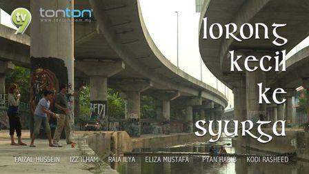 Lorong Kecil Ke Syurga (2015), Tonton Full Telemovie, Tonton Telemovie Melayu, Tonton Drama Melayu, Tonton Drama Online, Tonton Drama Terbaru, Tonton Telemovie Melayu.