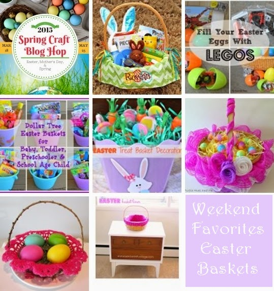 Spring Craft Blog Hop Weekend Favorites March 27