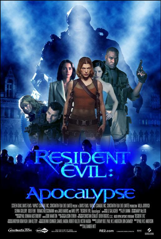 Resident Evil:2 Apocalypse (2004)