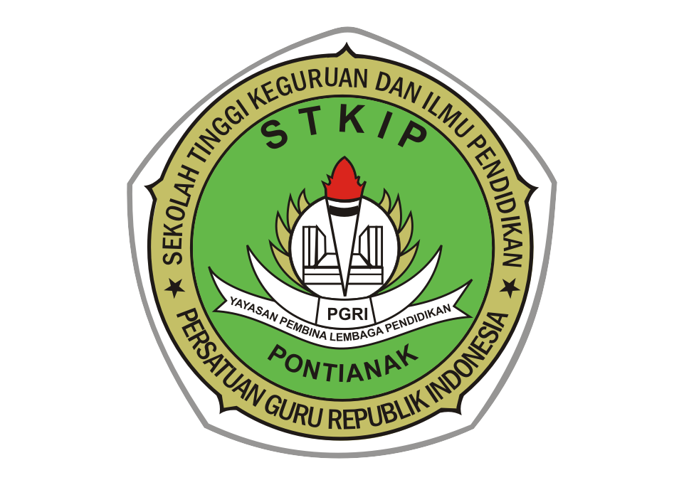 Download Logo STKIP Pontianak Vector
