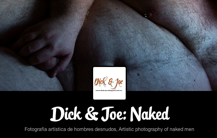 Dick & Joe: Naked en Tumblr