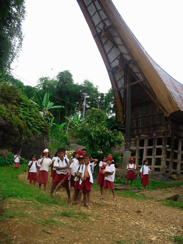 Indonesie sulawesi toraja