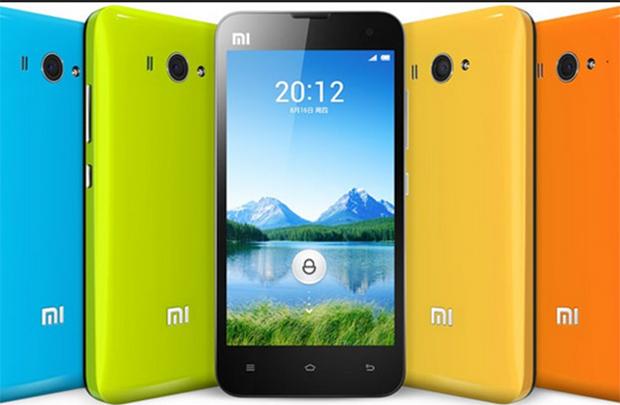Los Smartphones Xiaomi se Consolidan en China