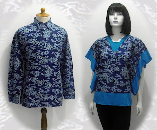 model baju batik assidiq