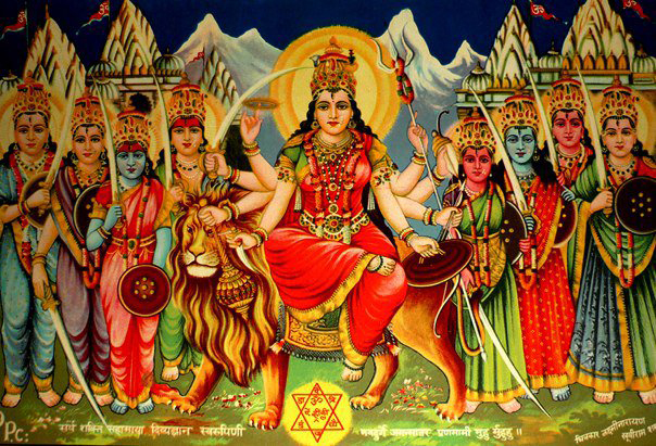 Hd wallpaper sai baba - Shubh Navratri Wallpapers God Wallpapers