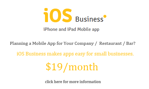 iOS Business