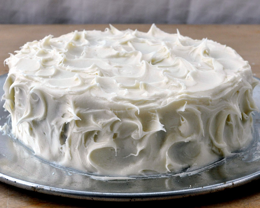 Cake Decorating Cream Cheese Frosting : Beki Cook s Cake Blog: Cream Cheese Frosting