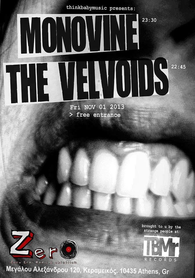 Monovine live