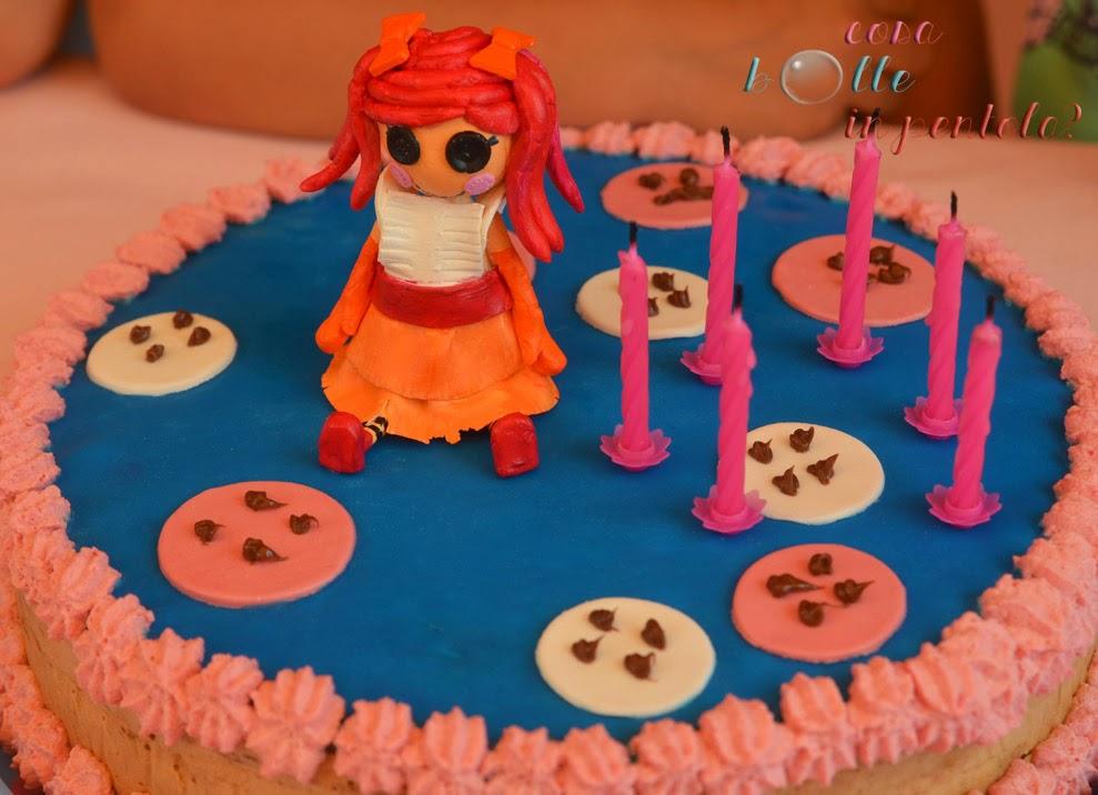Cosa bolle in pentola torta estiva per compleanno for Cucinare per bambini 7 anni